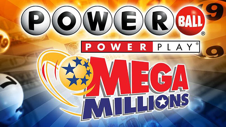 Mega Millions & Powerball lotteries in the US