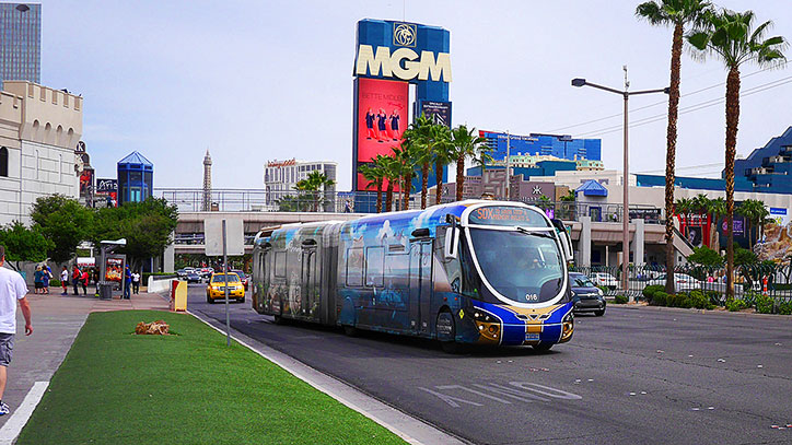 Las Vegas SDX Express Train